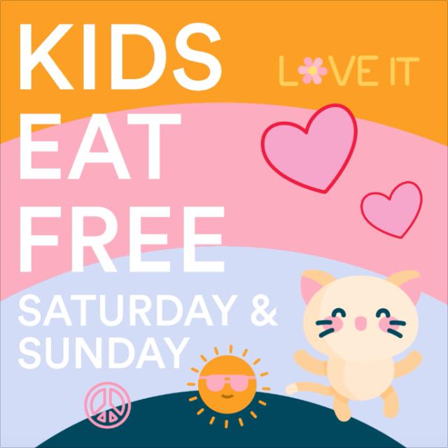 Missibu special, kids eat free, canggu